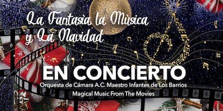Concierto de Navidad / Orquesta de Cámara entradas