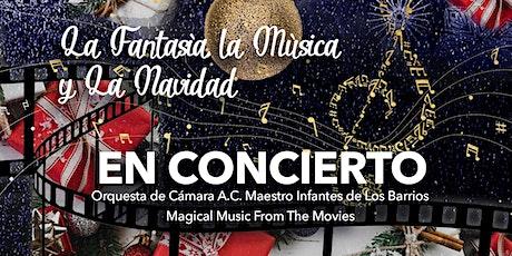 Concierto de Navidad / Orquesta de Cámara tickets