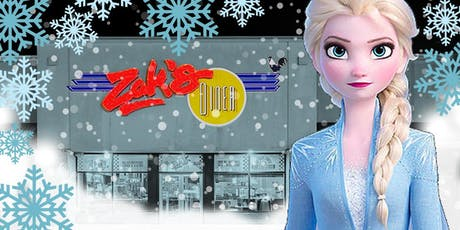Meet Elsa from Frozen II tickets