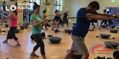 Denver Fitmas Studio Tour: Titanium Fitness Center