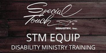 STM EQUIP Disability Ministry Training