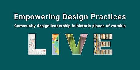 Empowering Design Practices: Live tickets