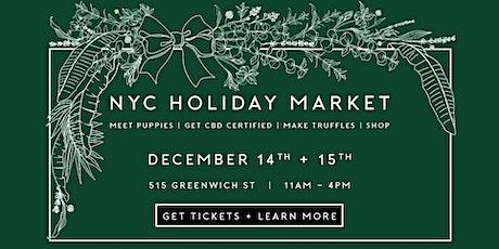 White Label CBD Market - 2019 Holiday Market tickets