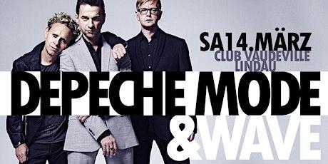Depeche Mode & Wave Tickets