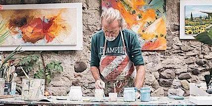 Creative Arts Therapy with Seniors [15 CEUS]