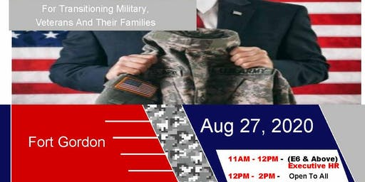Fort Gordon Transition Expo (Hiring Event & Business Expo)