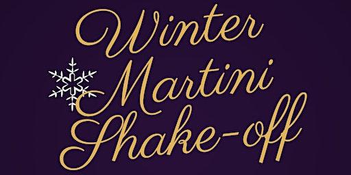Winter Martini Shake-off
