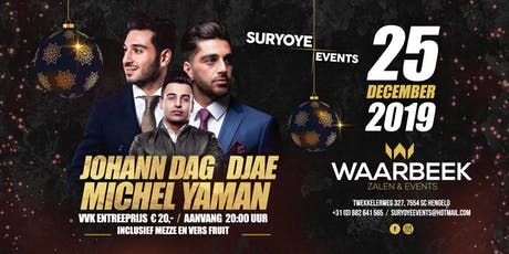 Suryoye Events Presents Christmas Party 2019 tickets