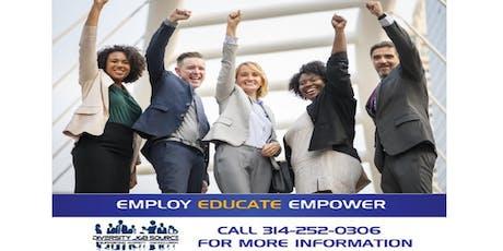 29th Annual Diversity Job Fair tickets