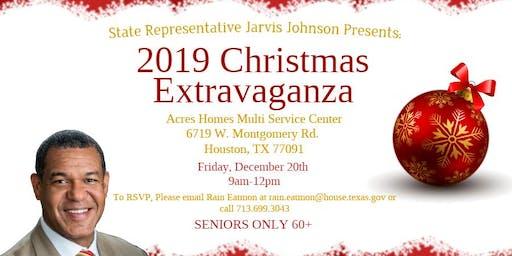 Representative Jarvis Johnson Presents: A Christmas Extravaganza!