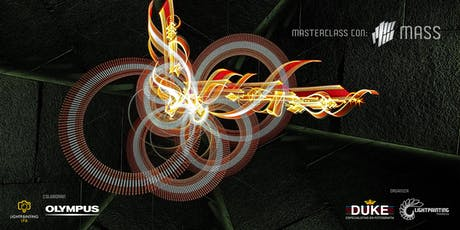 MasterClass de Light Painting con MASS entradas