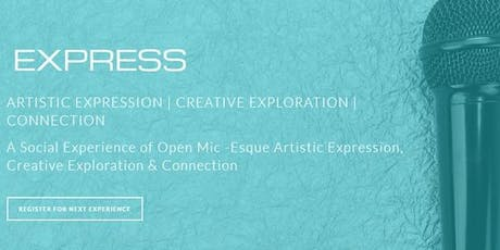 Express Session - SOLSTICE Edition -  Open Mic & Connect Social tickets