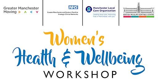 Women's Health & Wellbeing Workshop