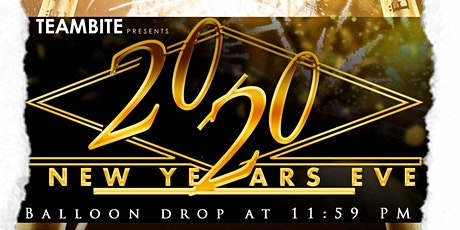 Teambite-20/20 New Years Eve Black Tie Affair tickets