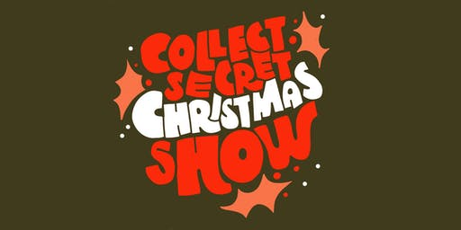 Collect Secret Christmas Show : Water Monster, Jenny Anne Mannan, Blake Braley, Late for the Parade