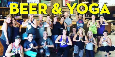 Beer and Yoga at Martin House Brewing tickets