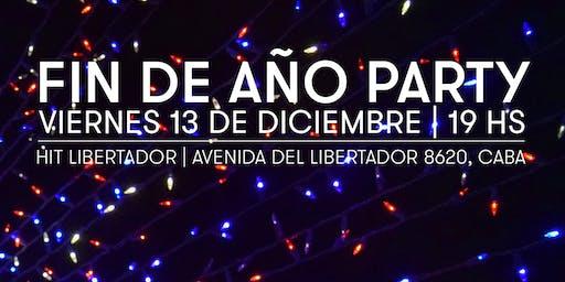 FIN DE AÑO PARTY