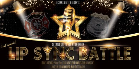 Oceans Unite's 2nd Annual 1st Responder Lip Sync Battle tickets