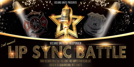 Oceans Unite's 2nd Annual 1st Responder Lip Sync Battle