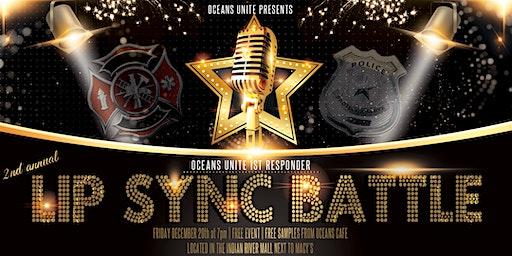 Oceans Unite's 2nd Annual 1st Responder Lip Sync Battle