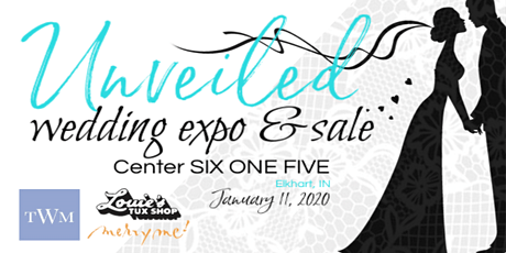 Unveiled Wedding Expo & Sale tickets
