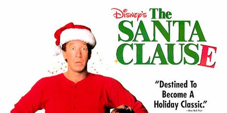 Movie Night with Cats- The Santa Clause tickets