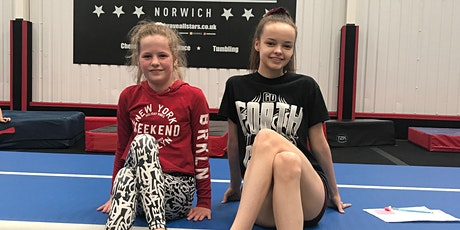 Tumble Workshop - Thursday 2nd January. 11:30am-1:00pm tickets