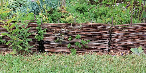 Gardeners' Roundtable: Make a Wattle Fence