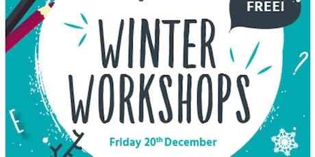 Explore Learning - Free Winter Worlshops tickets