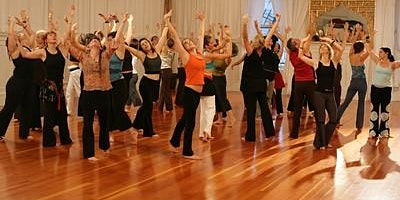 Soulistic Nia Dance - Holiday Stress Release!