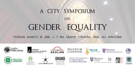 City Symposium: Gender Equality tickets