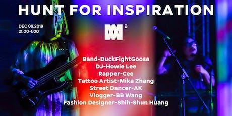 Night Embassy Closing - China: Hunt for Inspiration tickets