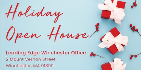 Winchester Holiday Open House  tickets