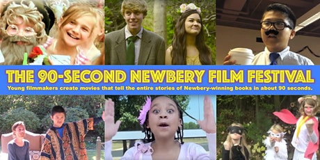 90-Second Newbery Film Festival 2020 - SAN FRANCISCO SCREENING tickets