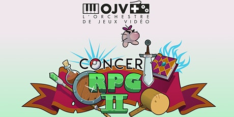 Concert RPG II tickets