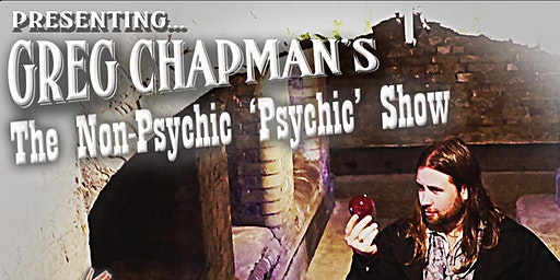 The Non-Psychic 'Psychic' Show - Cheshire Performance