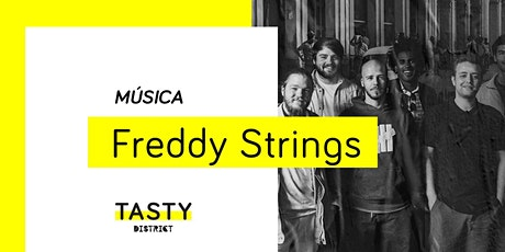 Música | Freddy Strings and the GrooveFellas bilhetes
