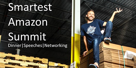 SF Bay Amazon Dinner Summit with Special Guests Network and Dinner  tickets