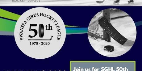 SGHL 50th Birthday Party tickets