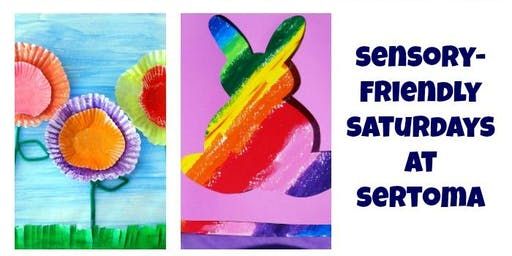 Sensory Friendly Creative Saturday