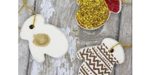 Handprint Ornaments (2019-12-14 starts at 1:00 PM)