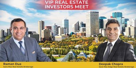 VIP Real Estate Investors Meet tickets