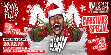 Yung Filly Presents: Christmas Special - Chunkz | Harry Pinero| Stevo The M tickets