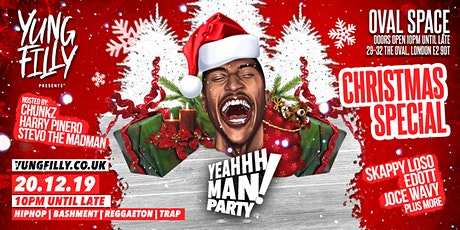 Yung Filly Presents: Christmas Special - Chunkz   Harry Pinero  Stevo The M tickets