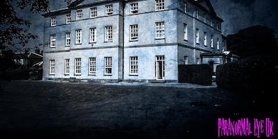 Strelley Hall Nottingham Ghost Hunt Paranormal Eye UK