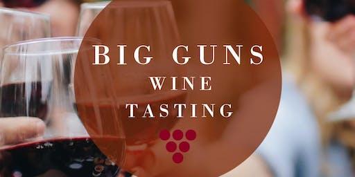 Big Guns Wine Tasting