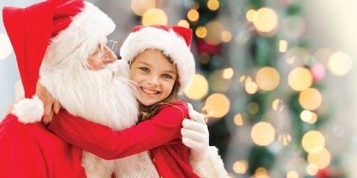 Claremont Club & Spa: Tree Lighting Celebration with Santa