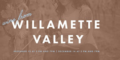 Willamette Valley Wines at Associated Vintners tickets