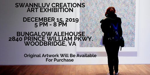 Swannluv Creations Art Exhibition