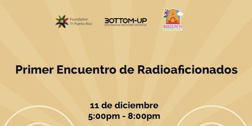 Primer Encuentro de Radioaficionados